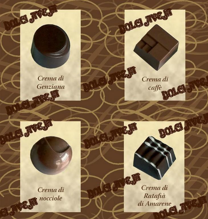1 CARTIGLI cioccolatini