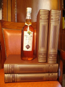 genziana lutea liquore