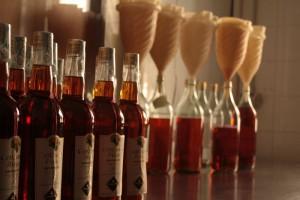 infusione liquore genziana